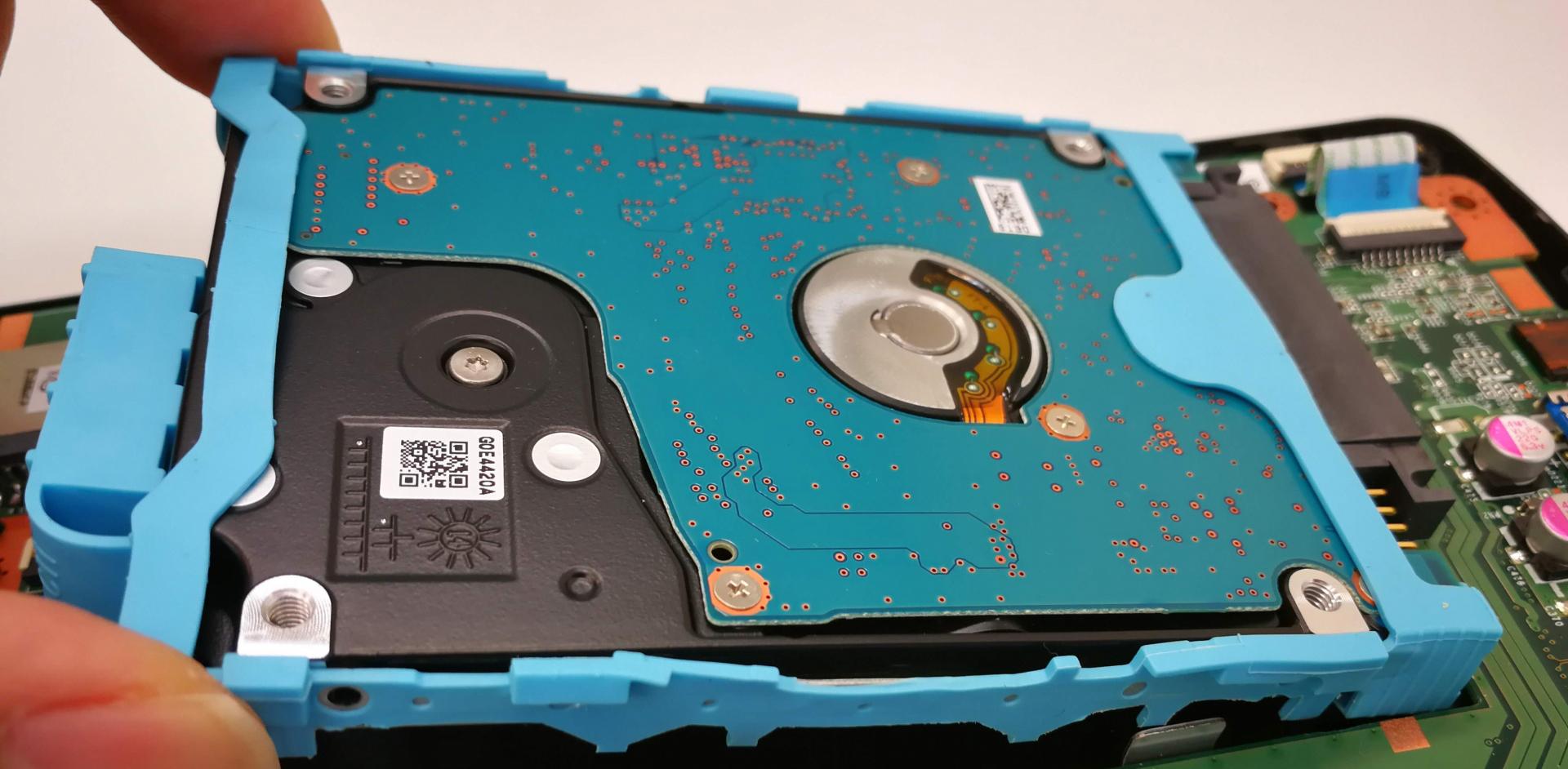 爆速SSD化